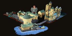 Dvorac od Lego kockica