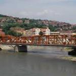 Asfaltiran novi most u Vladičinom Hanu