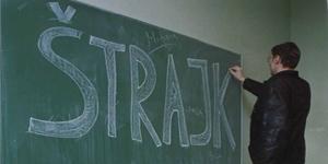 Strajk skole