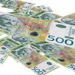 Prosečna neto zarada zaposlenih na jugu Srbije u junu 41.891