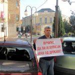 Radosav Stanković iz Vranja traži pomoć od predsednika Aleksandra Vučića