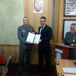 Grad Vranje dobio povelju zahvalnosti