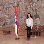 Jefimija Najdić dobitnica stipendije za izuzetno nadarene učenike