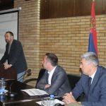 U Vranju se danas održava obuka za članove Gradskog štaba za vanredne situacije